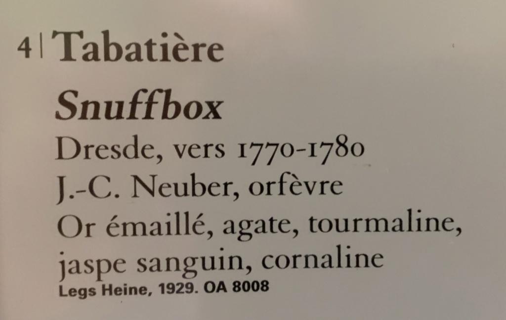 Neuber, orfèvre de la Cour de Saxe Img_3137