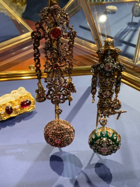 Exposition : Jewels ! Glittering at the Russian Court, Hermitage Amsterdam Img_4010