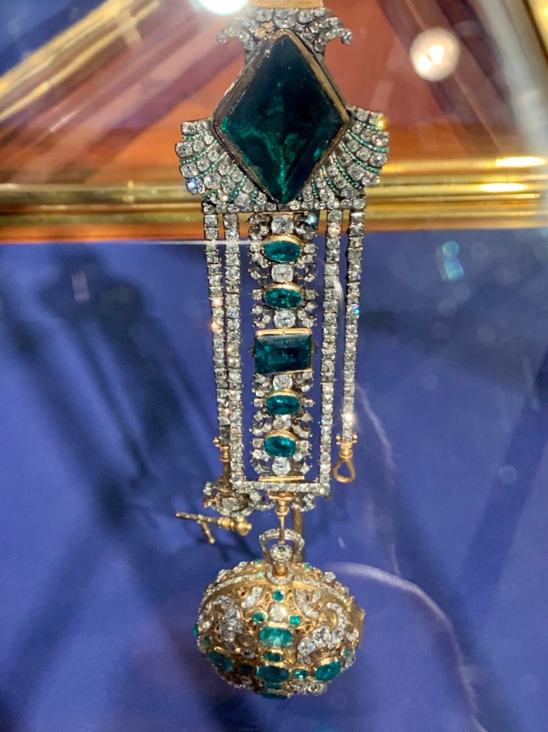 Exposition : Jewels ! Glittering at the Russian Court, Hermitage Amsterdam Img_4020