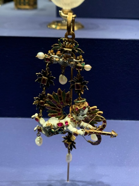Exposition : Jewels ! Glittering at the Russian Court, Hermitage Amsterdam Img_4123