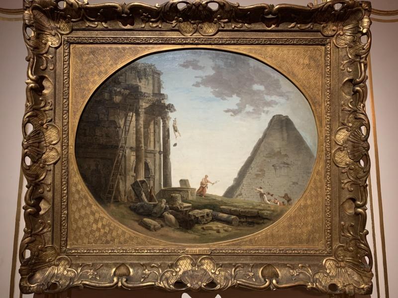 Hubert Robert et le XVIIIe siècle Img_5211