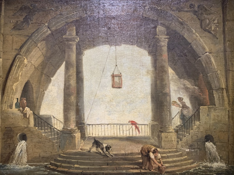Hubert Robert et le XVIIIe siècle Img_5215