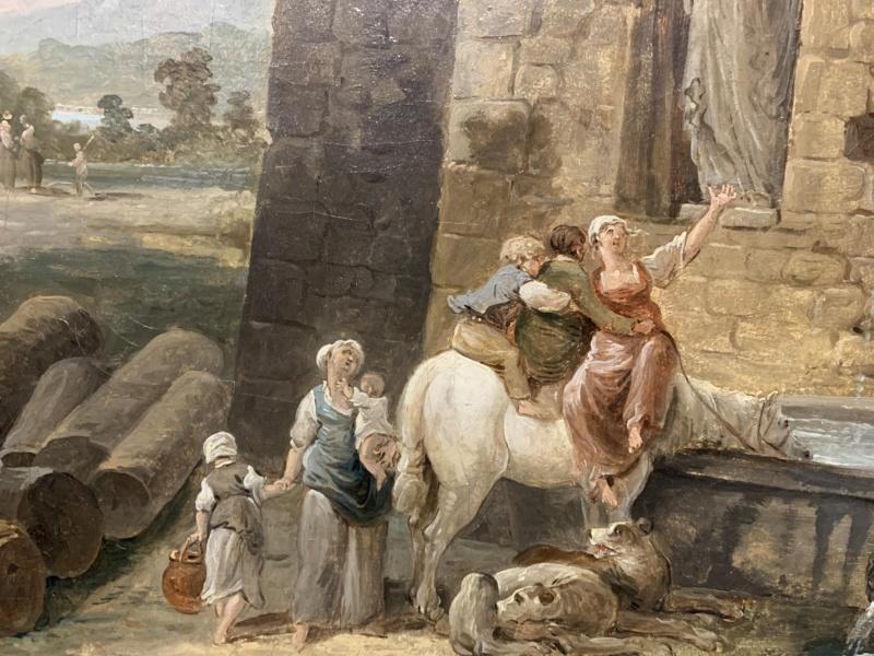 Hubert Robert et le XVIIIe siècle Img_5216