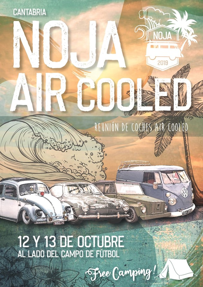 Noja Aircooled 2019 (12-13 oct) (FOTOS) 70281510