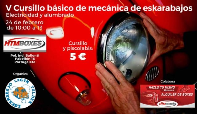 V Cursillo de mecánica de eskarabajos (24 feb 2019) Fotocu11