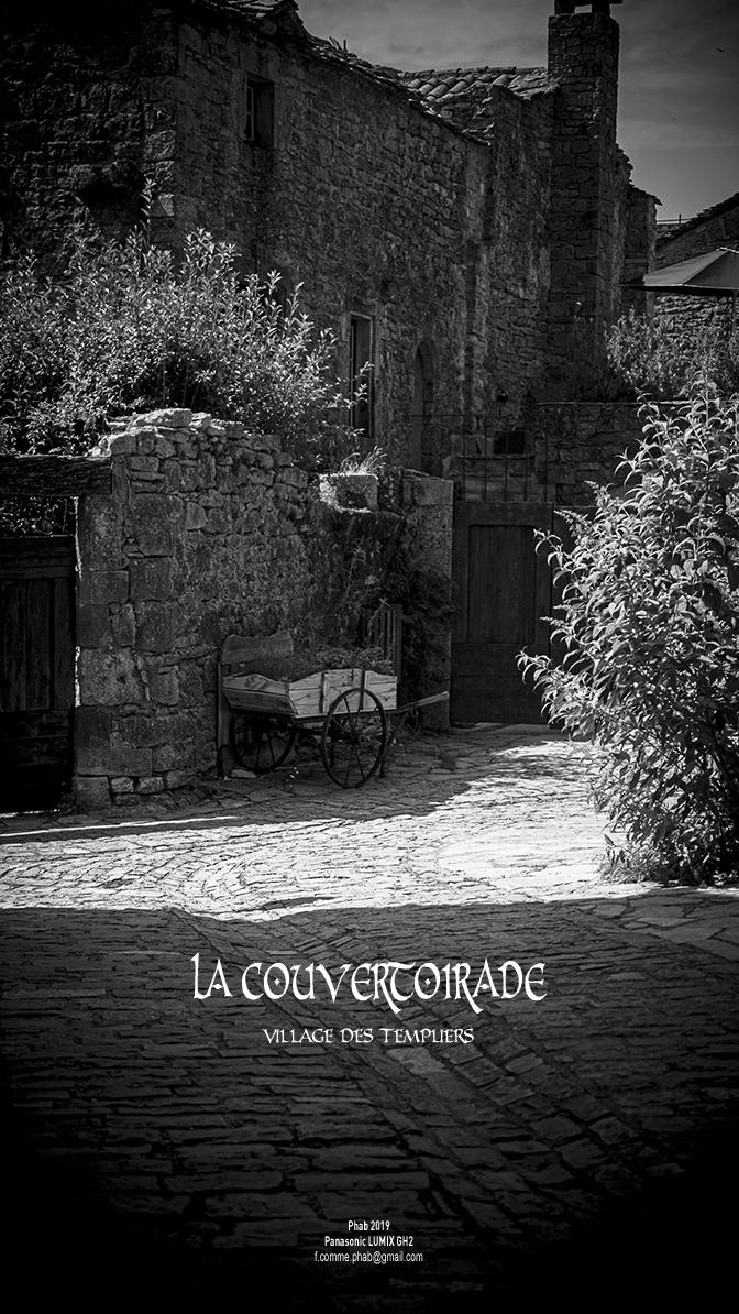 Phab // Village des Templiers La Couvertoirade La_cou12