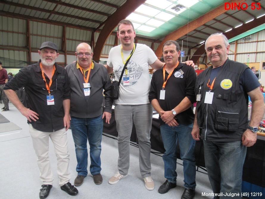 EXPOSITION CLUB DES MAUGES 2020  ou CHOLET 2020 Montju56