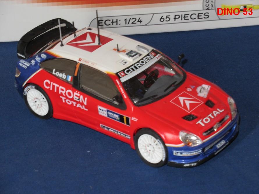 XSARA WRC 2005 rallye d' Allemagne  Xsaraw10