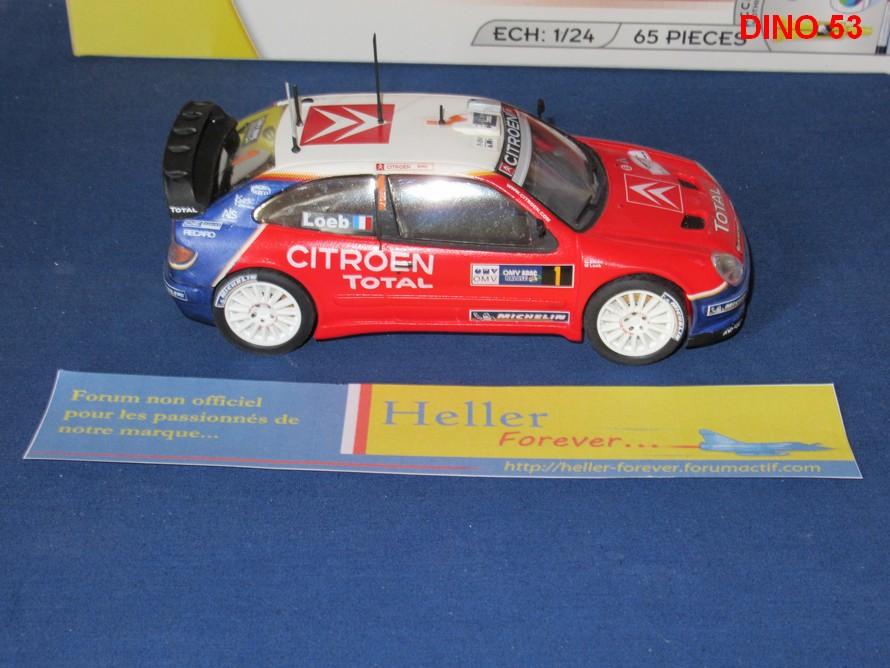 XSARA WRC 2005 rallye d' Allemagne  Xsaraw11