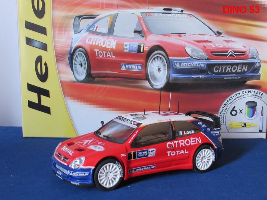 XSARA WRC 2005 rallye d' Allemagne  Xsaraw12