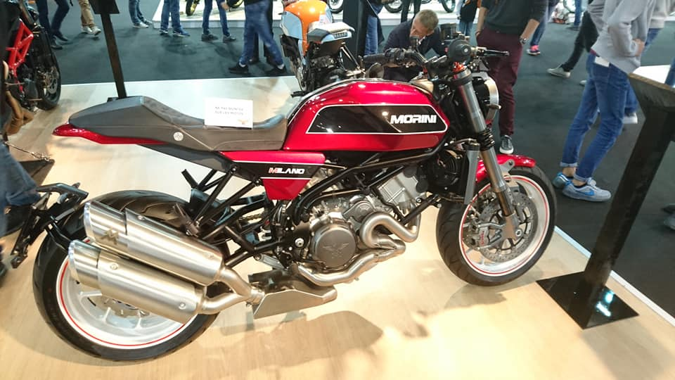 Salon de la moto a Paris 43253511