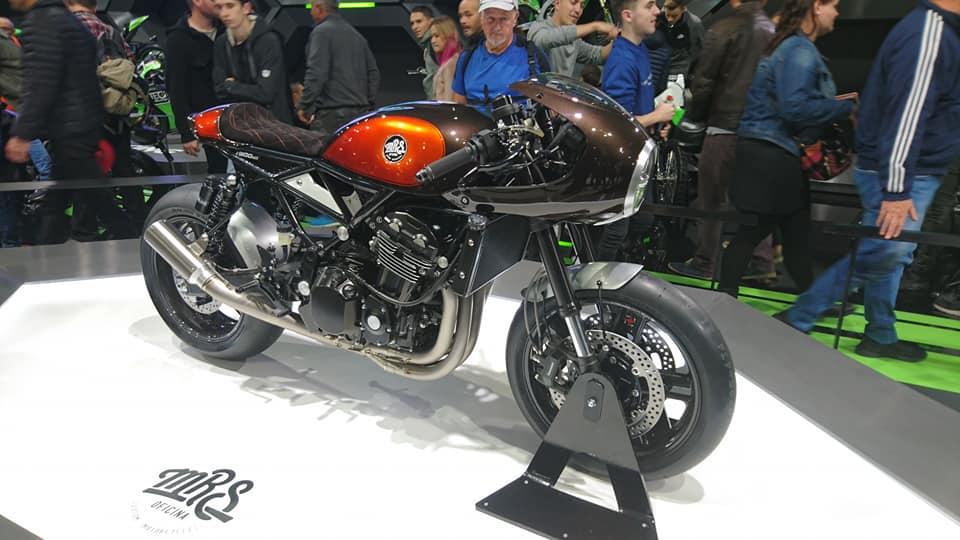 Salon de la moto a Paris 43288310