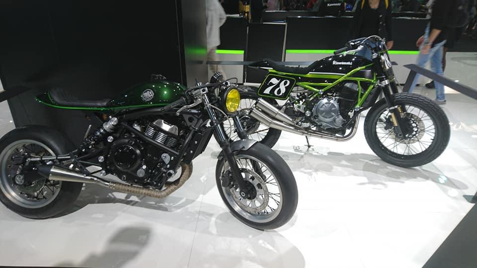 Salon de la moto a Paris 43292310