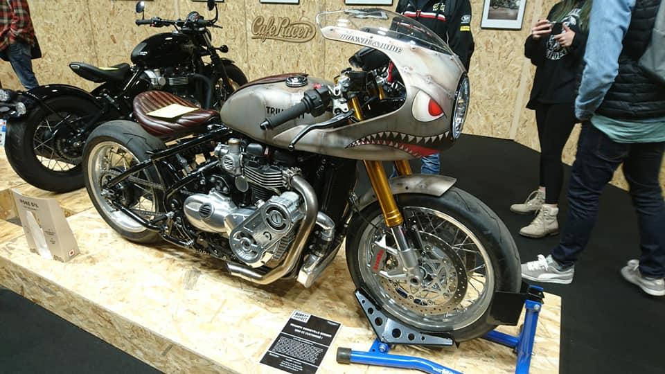 Salon de la moto a Paris 43299210