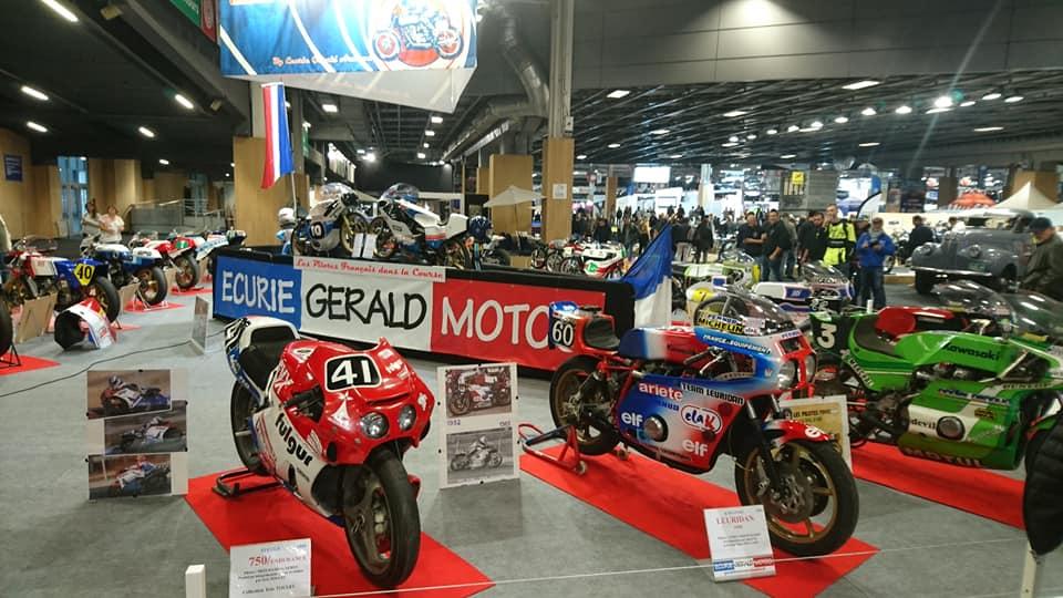 Salon de la moto a Paris 43399110