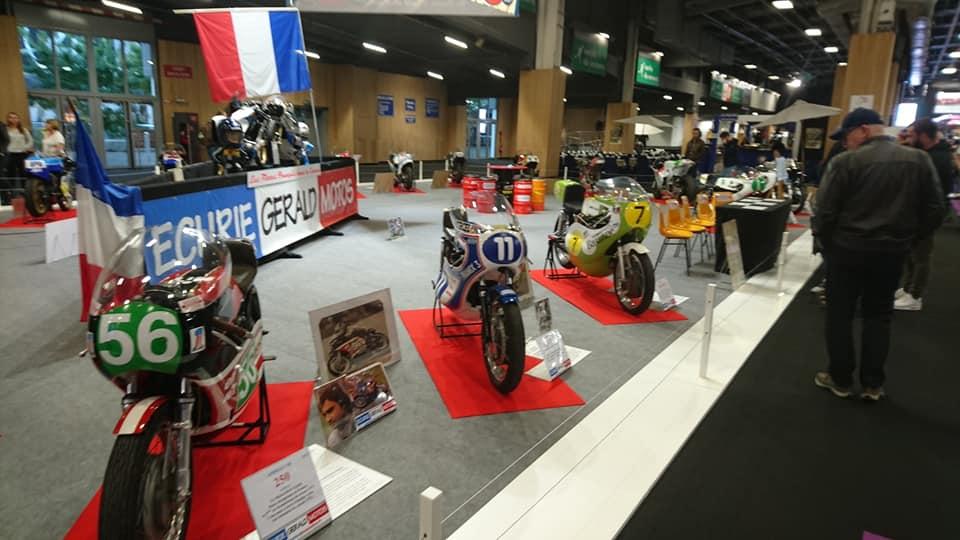 Salon de la moto a Paris 43467110