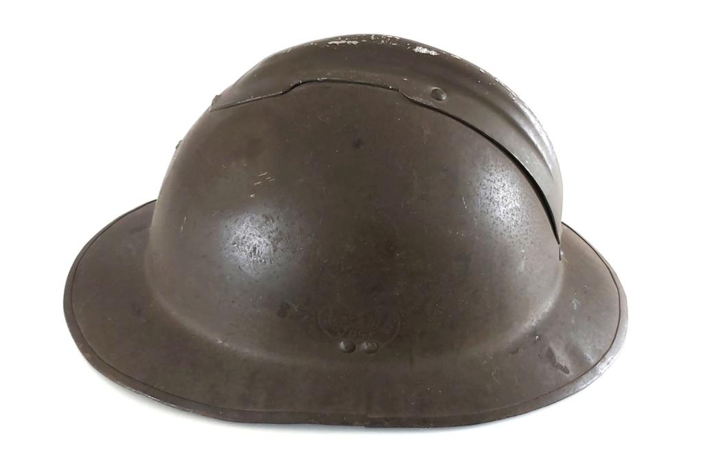 Casque belge modèle 1931 que lui manque-t-il ? 8-comp11