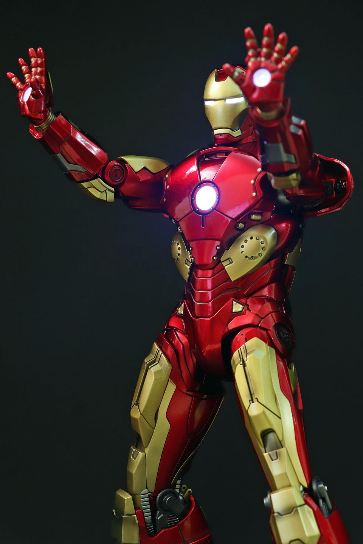 Iron Man 3 - Mark X / Mark 10 1/9 Diecast (King Arts) 00523610