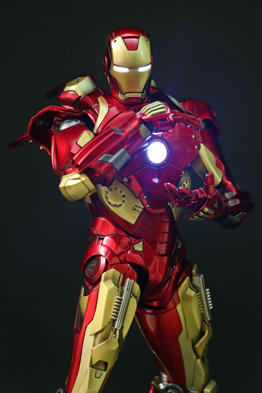 Iron Man 3 - Mark X / Mark 10 1/9 Diecast (King Arts) 00523612