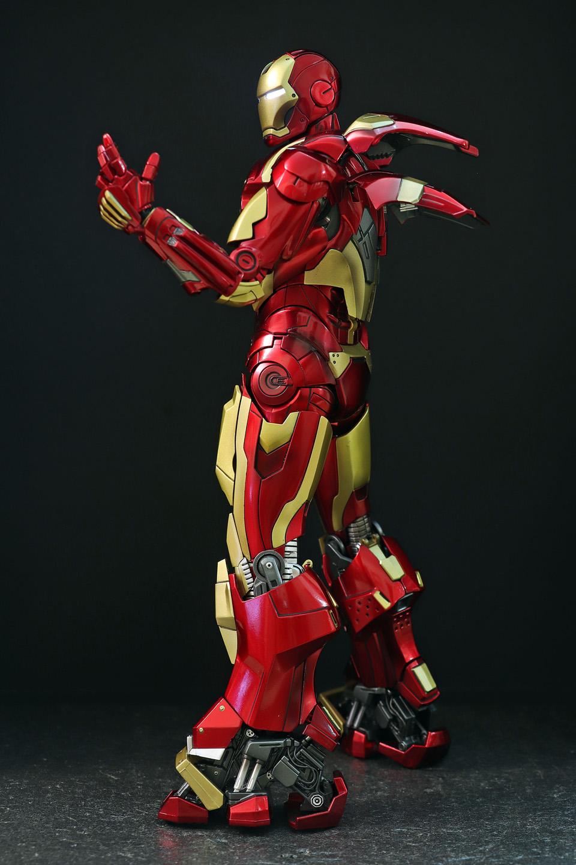Iron Man 3 - Mark X / Mark 10 1/9 Diecast (King Arts) 00523710