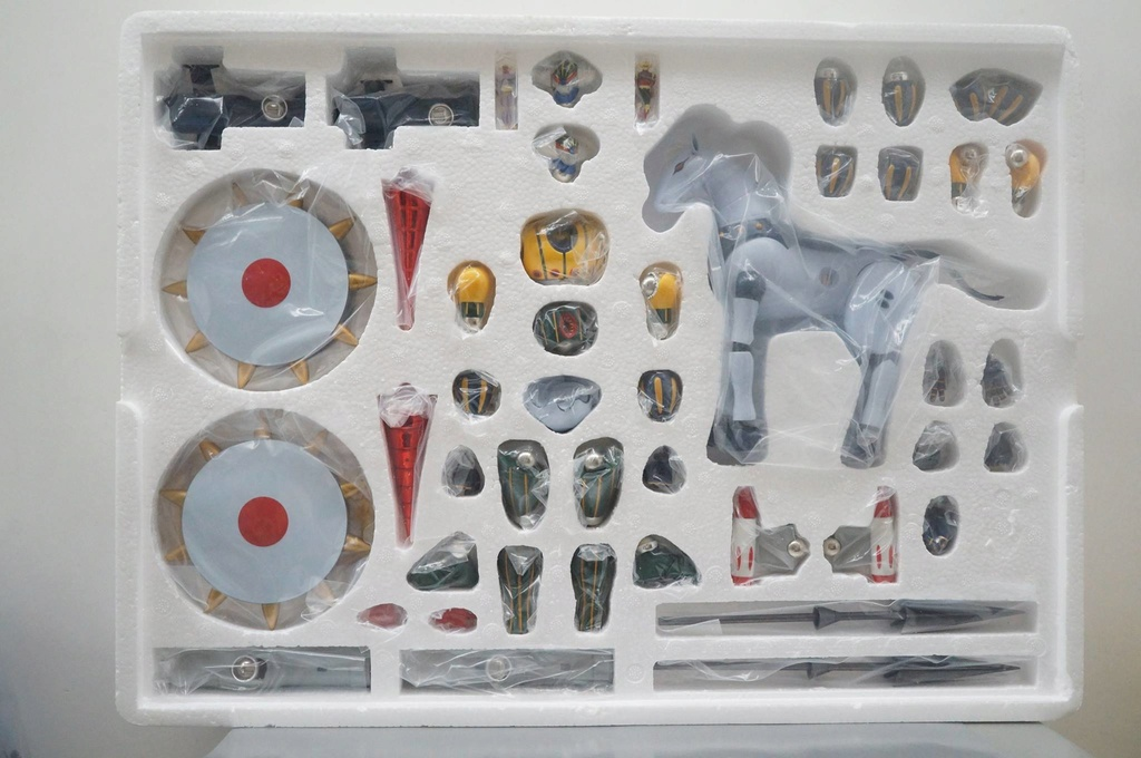 Kotetsu Jeeg (Evolution Toy) 21316110