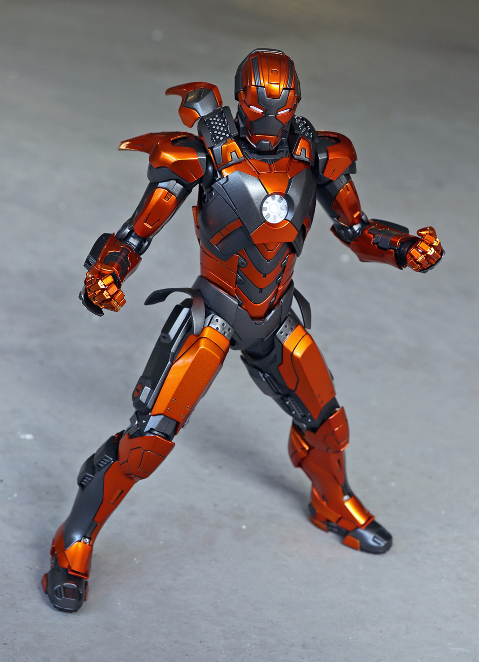 Iron Man 3 - MarkXXVIII / Mark28 Jack 1/9 Diecast (King Arts) 23500810