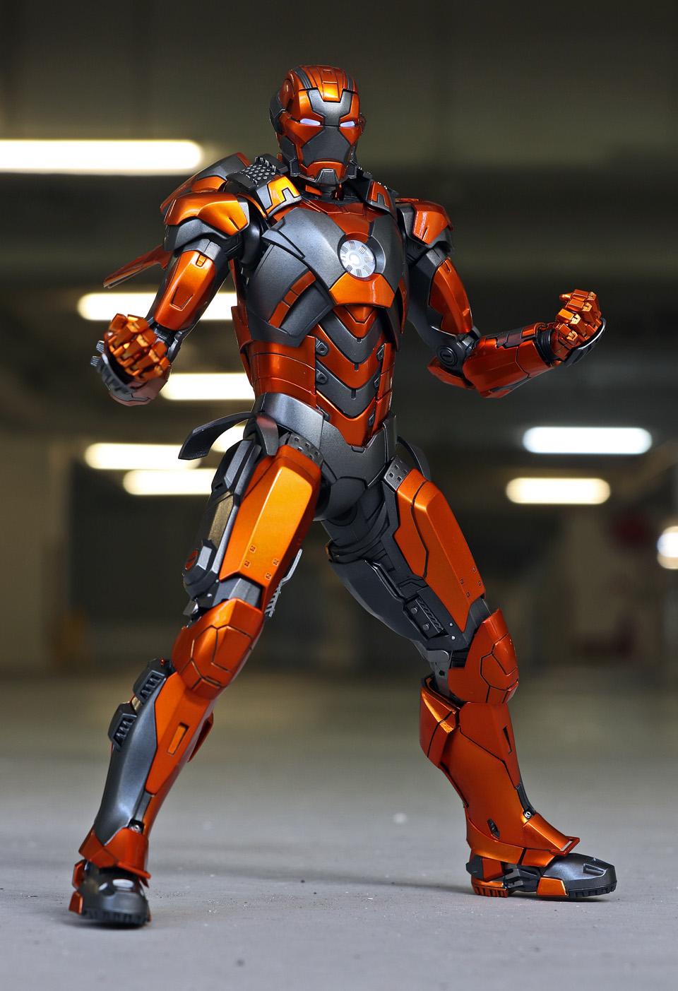 Iron Man 3 - MarkXXVIII / Mark28 Jack 1/9 Diecast (King Arts) 23500811