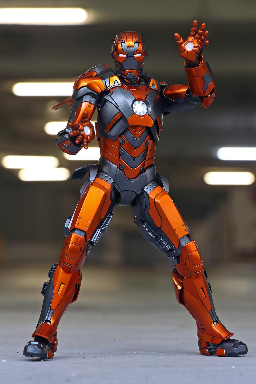 Iron Man 3 - MarkXXVIII / Mark28 Jack 1/9 Diecast (King Arts) 23500812