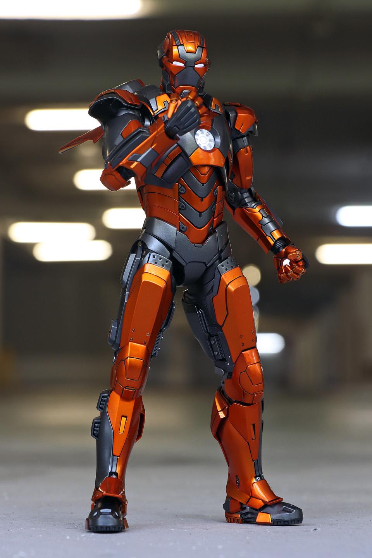 Iron Man 3 - MarkXXVIII / Mark28 Jack 1/9 Diecast (King Arts) 23500910