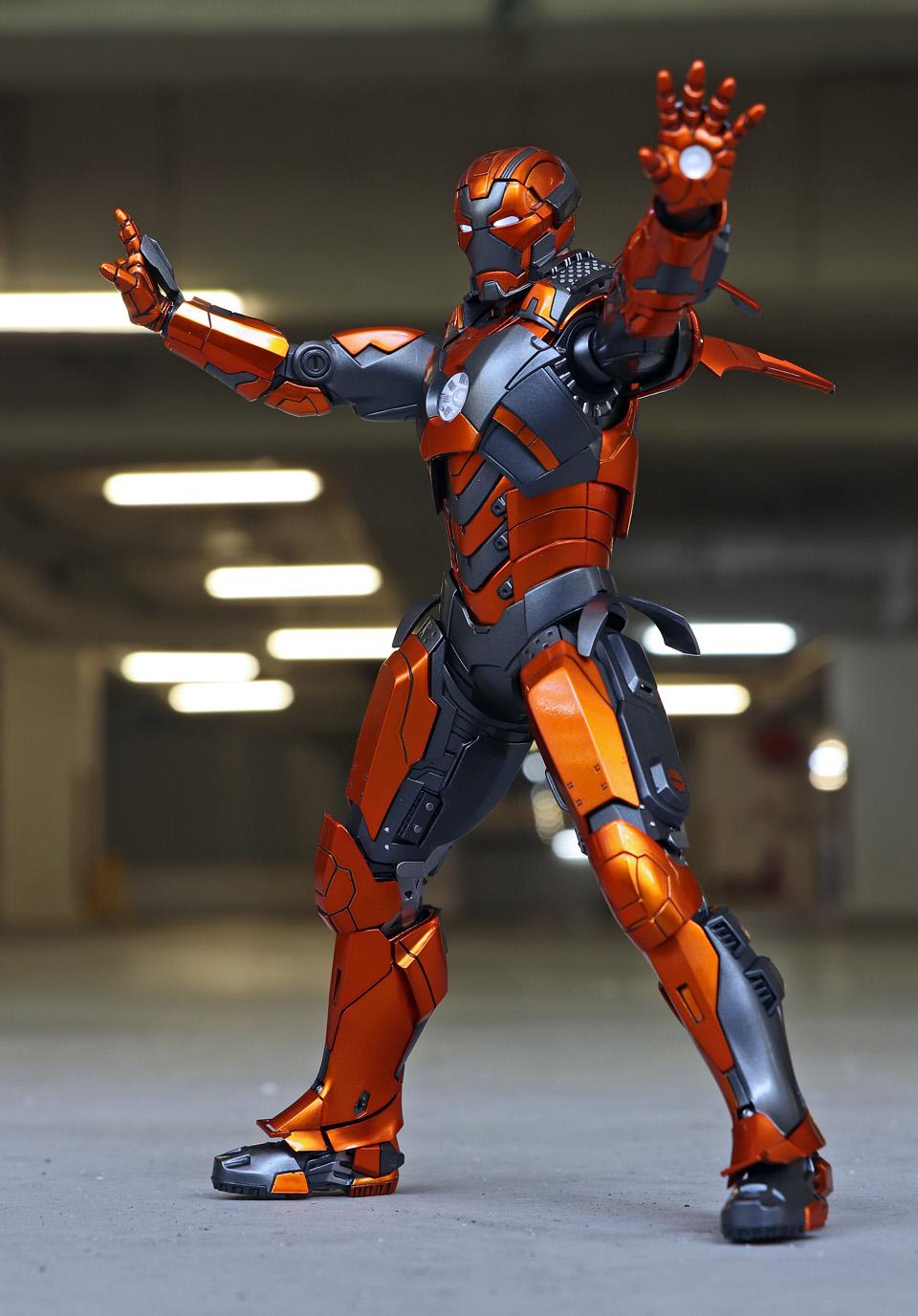 Iron Man 3 - MarkXXVIII / Mark28 Jack 1/9 Diecast (King Arts) 23500911