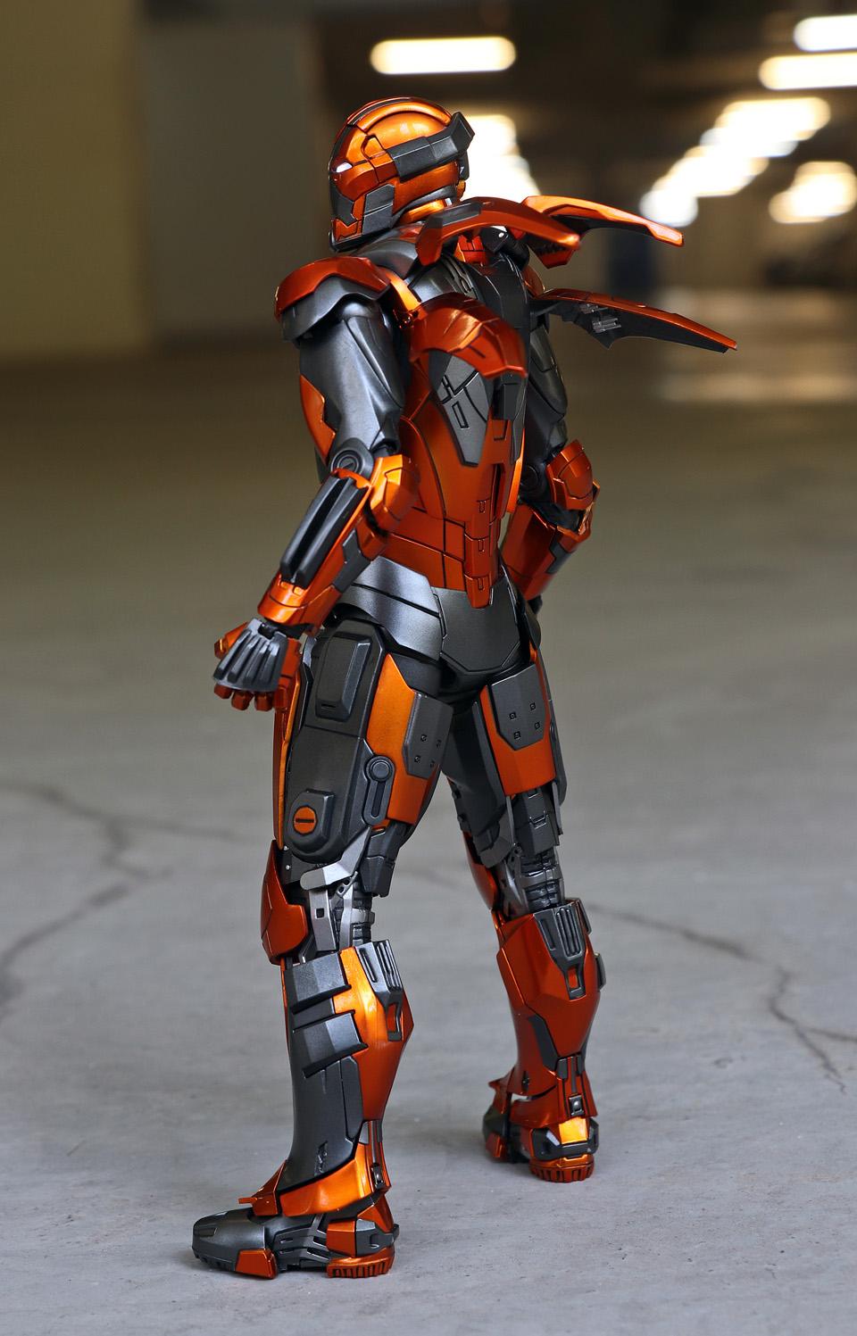 Iron Man 3 - MarkXXVIII / Mark28 Jack 1/9 Diecast (King Arts) 23500912