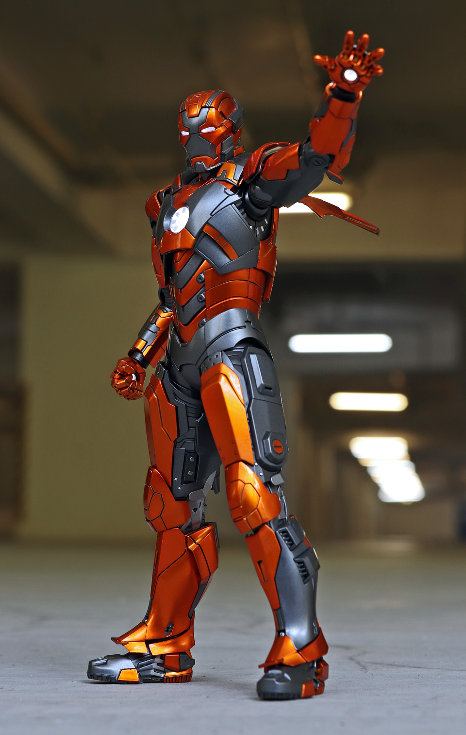 Iron Man 3 - MarkXXVIII / Mark28 Jack 1/9 Diecast (King Arts) 23500913
