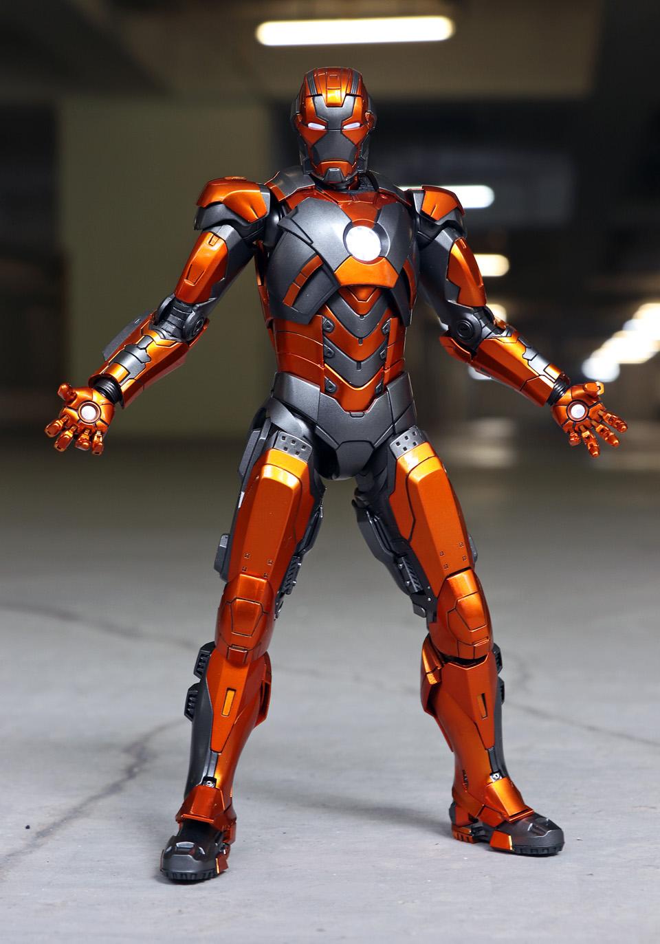 Iron Man 3 - MarkXXVIII / Mark28 Jack 1/9 Diecast (King Arts) 23501010