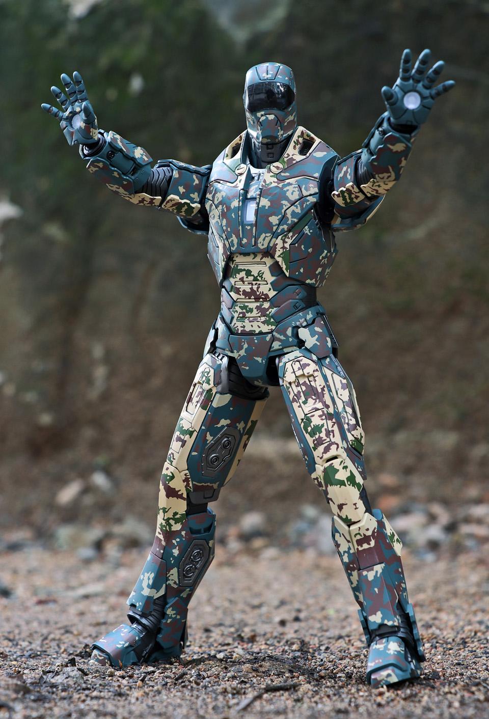 Iron Man 3 - MarkXXIII/ Mark23 Shades 1/9 Diecast (King Arts) 23544011