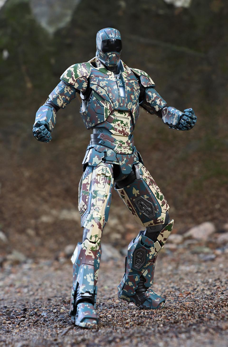 Iron Man 3 - MarkXXIII/ Mark23 Shades 1/9 Diecast (King Arts) 23544012