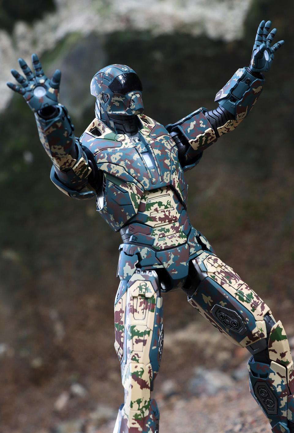 Iron Man 3 - MarkXXIII/ Mark23 Shades 1/9 Diecast (King Arts) 23544110