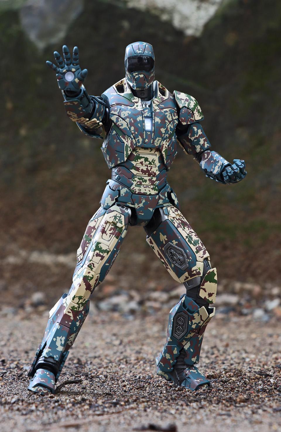 Iron Man 3 - MarkXXIII/ Mark23 Shades 1/9 Diecast (King Arts) 23544111