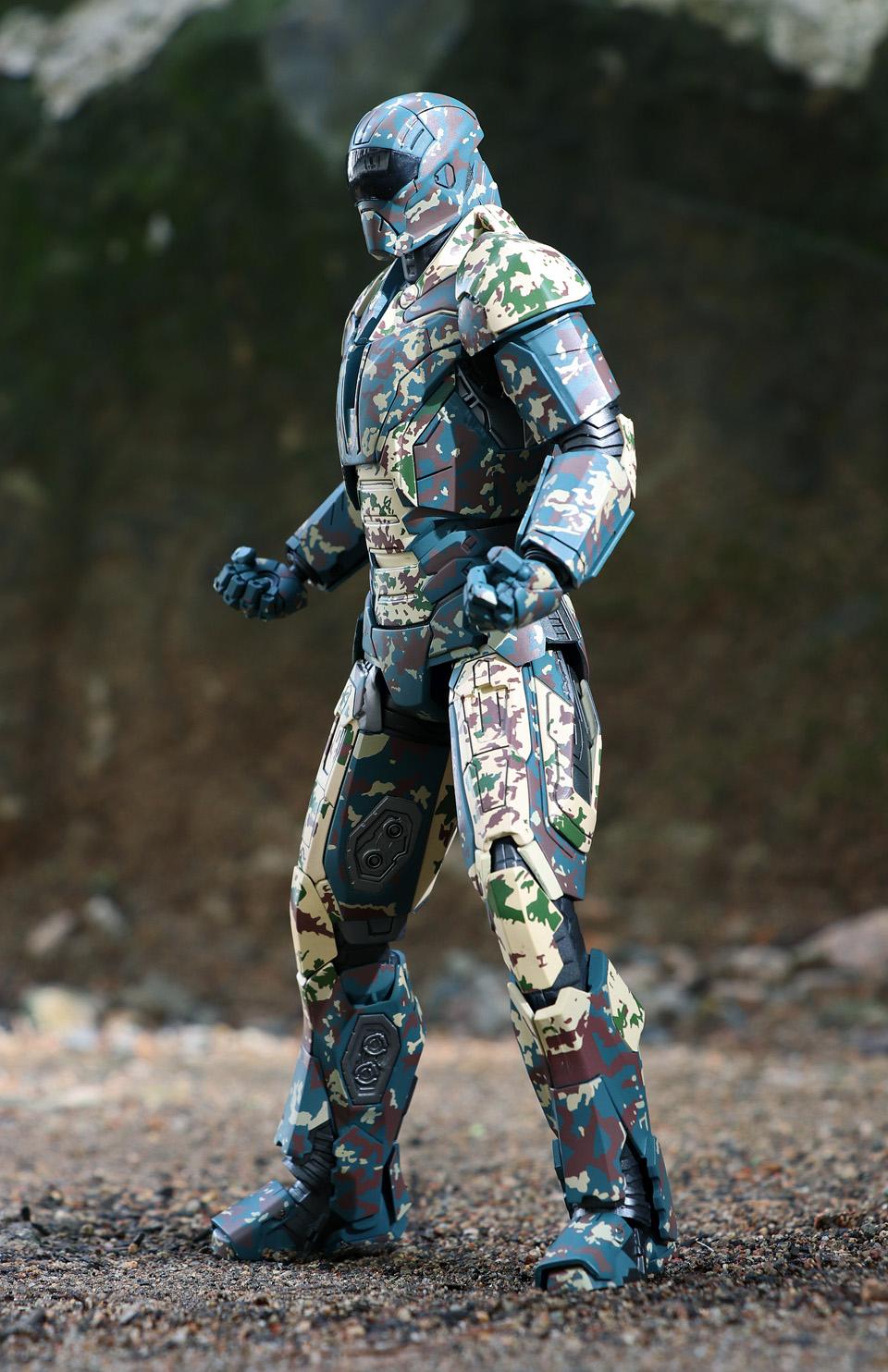 Iron Man 3 - MarkXXIII/ Mark23 Shades 1/9 Diecast (King Arts) 23544112