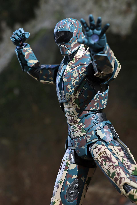 Iron Man 3 - MarkXXIII/ Mark23 Shades 1/9 Diecast (King Arts) 23544210