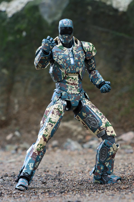 Iron Man 3 - MarkXXIII/ Mark23 Shades 1/9 Diecast (King Arts) 23544211