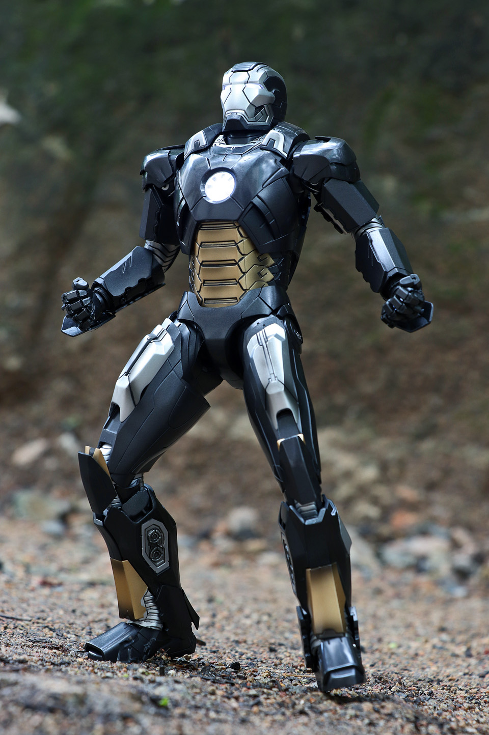 Iron Man 3 - Mark XII / Mark 12 1/9 Diecast (King Arts) 23553010