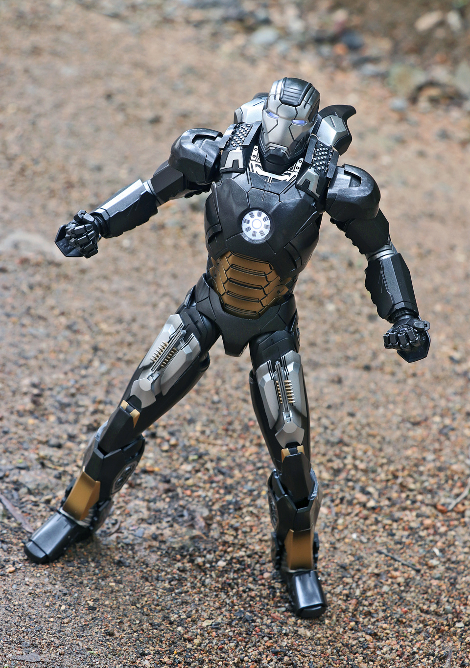 Iron Man 3 - Mark XII / Mark 12 1/9 Diecast (King Arts) 23553011
