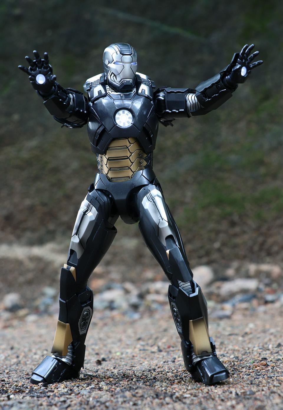 Iron Man 3 - Mark XII / Mark 12 1/9 Diecast (King Arts) 23553110