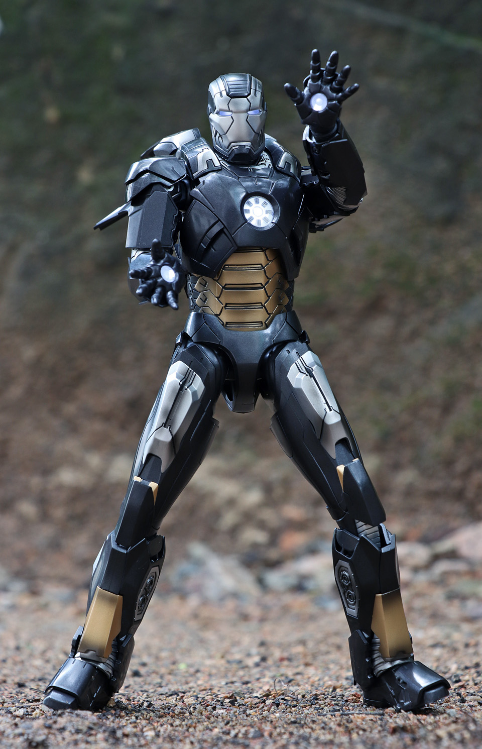 Iron Man 3 - Mark XII / Mark 12 1/9 Diecast (King Arts) 23553111