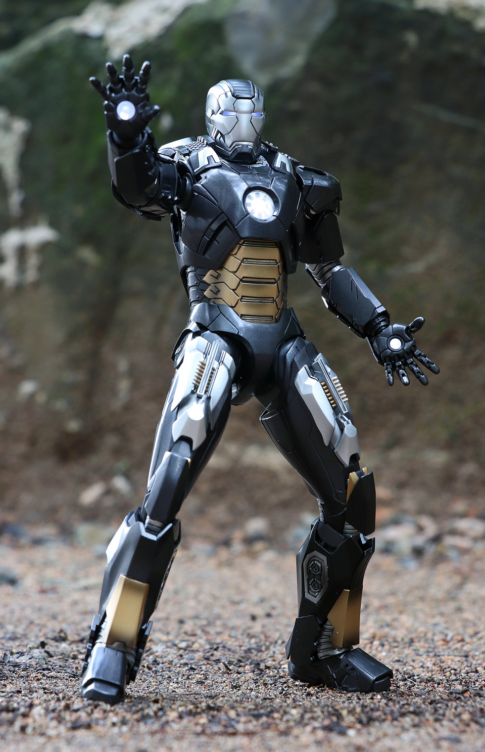 Iron Man 3 - Mark XII / Mark 12 1/9 Diecast (King Arts) 23553112