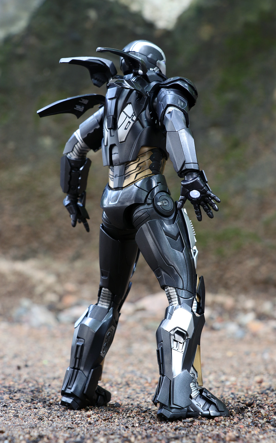 Iron Man 3 - Mark XII / Mark 12 1/9 Diecast (King Arts) 23553210