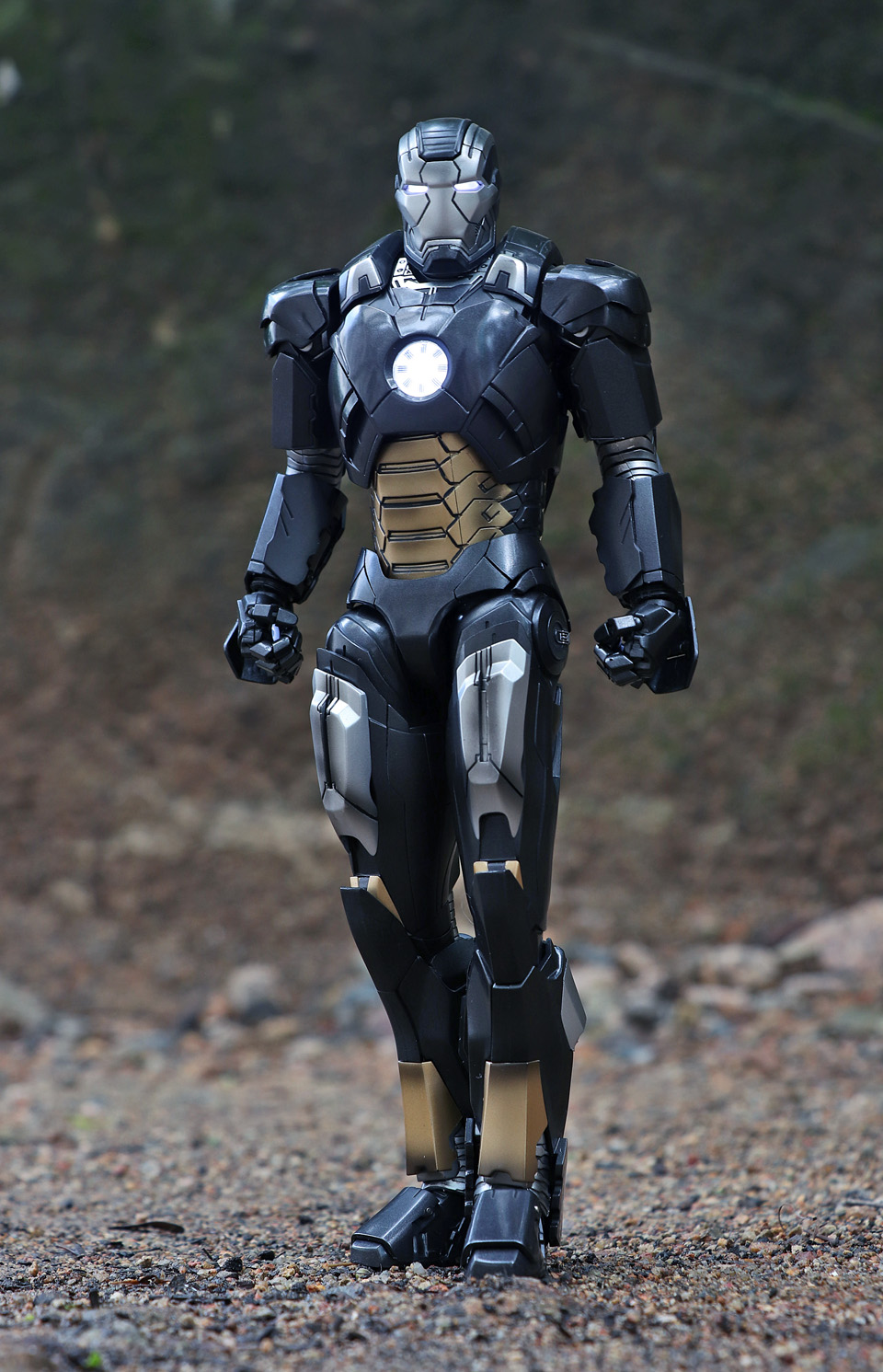 Iron Man 3 - Mark XII / Mark 12 1/9 Diecast (King Arts) 23553211