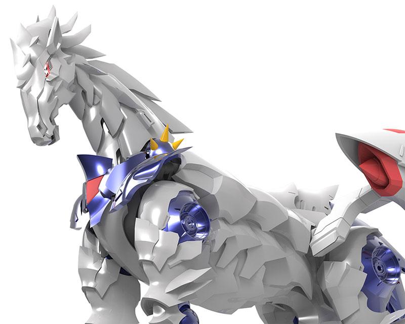 Kotetsu Jeeg (Evolution Toy) Figure11