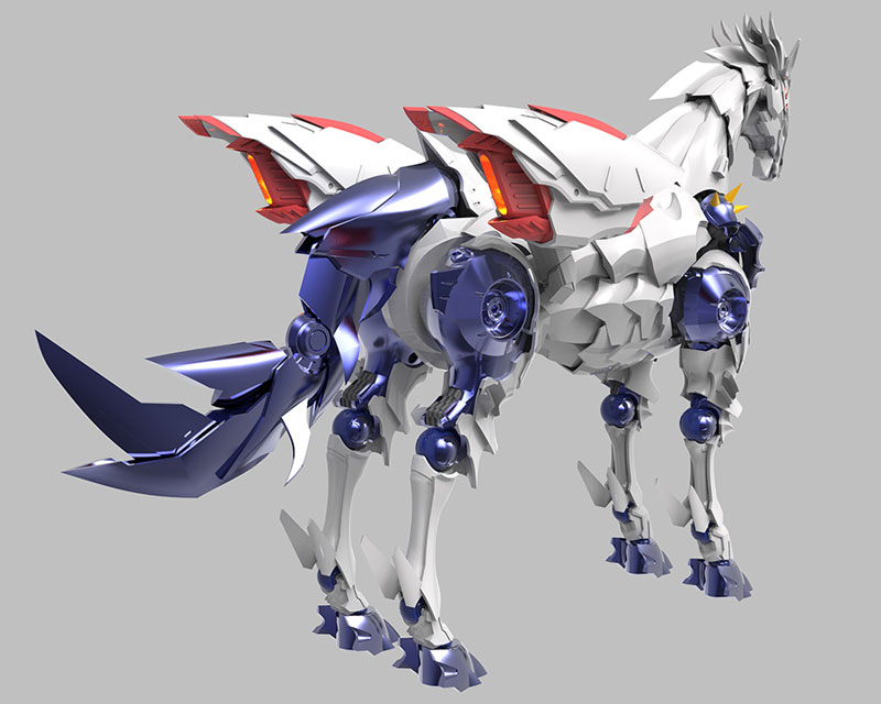 Kotetsu Jeeg (Evolution Toy) Figure13