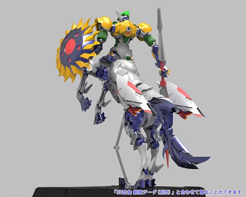 Kotetsu Jeeg (Evolution Toy) Figure16